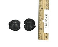 Battlefield Girl Sets - Knee Pads (Black)