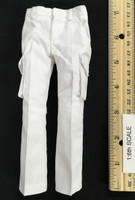 John Lennon: Imagine - Pants (White - Flared)