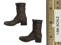 Lara Croft (2.0) - Boots (No Ball Joints)