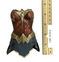 Justice League: Wonder Woman (Deluxe Version) - Body Armor (Weathered)