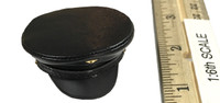 The Queen Style Leather Suit Set - Hat (Black)