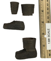 Gimli - Boots w/ Leggings & Ball Joints
