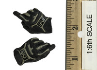 NYPD Emergency Service Unit - Gloved Hands
