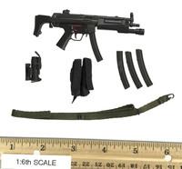 NYPD Emergency Service Unit - Submachine Gun (MP5A5 9mm)