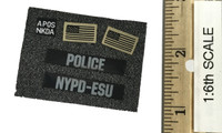 NYPD Emergency Service Unit K-9 - Patches