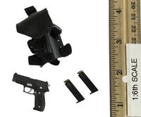 NYPD Emergency Service Unit K-9 - Pistol (SigP-226 9mm) w/ Holster