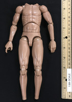 WWII Royal Air Force - Nude Body