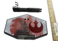 The Last Jedi: Leia Organa - Display Stand