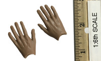 Naval Mountain Warfare Special Forces - Hand Set (Bendable Fingers)
