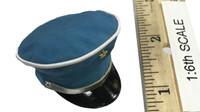 Flight Attendant Dress Sets - Cap (Blue)