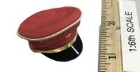 Flight Attendant Dress Sets - Cap (Red)