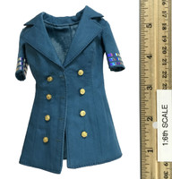 Flight Attendant Dress Sets - Dress (Blue)