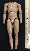 Japanese Ashigaru: Rifleman (Teppo) - Nude Body
