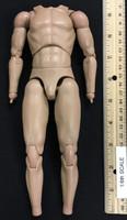 Japanese Ashigaru: Spearman (Yari) - Nude Body