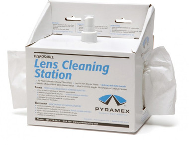 Pyramex® Lens Cleaning Stations - Small  ## LCS10 ##