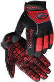 Caiman® Silicone Grip Synthetic Leather Mechanics Gloves  ## 2951 ##