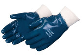 Fully Coated Light-weight Nitrile Gloves  ## 9400 ##