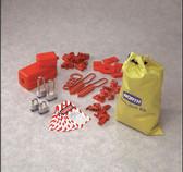 NORTH® Lockout / Tagout Electrical Kit  ## LK108FE ##