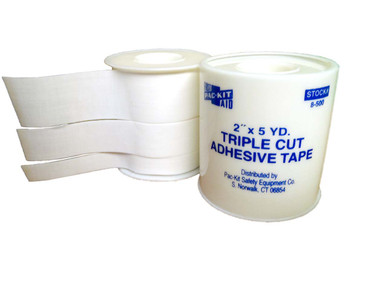 "2"" X 5 Yds Triple Adhesive Tape  ## 8-500 ##"