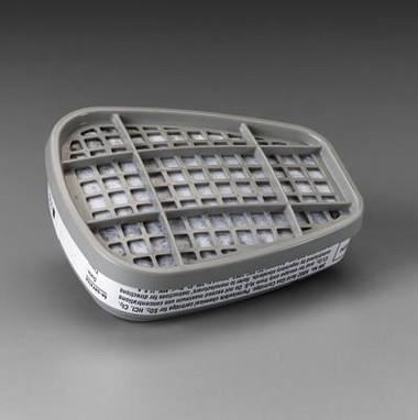 3MR6002 - Acid Gas Cartridge  ## 3MR6002 ##