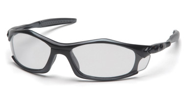 Pyramex® Solara Safety Glasses Clear Lens  ## STG4310D ##