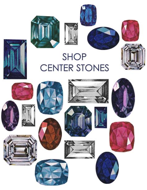 center stones