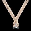 Tiny Dot Diamond Necklace