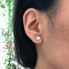 Mini Bailey Charm Earrings
