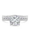 Callista Cushion Cut Engagement Ring