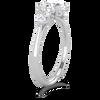 Laura Preshong Engagement Ring - Mae Three Stone Engagement Ring