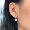Trillion Wreath Earrings