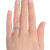 Laura Preshong Wedding Band - Rose Eternity Ring