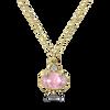 Mayfair Oval Gemstone Necklace