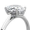 Lily Oval Cut Ethical Engagement Ring