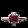 Vintage Inspired Ethical Emerald Gemstone Ring