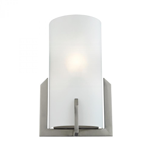 1 Light Wall Sconce In Brushed Nickel 7.5x12 5111WS/20