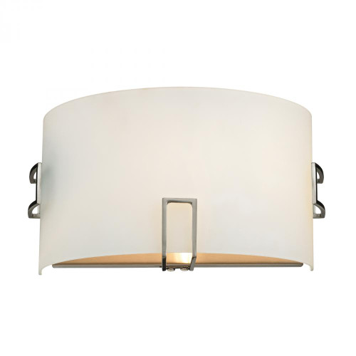 1 Light Wall Sconce In Brushed Nickel 11x6 5131WS/20