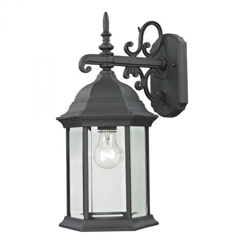 Spring Lake 1 Light Exterior Coach Lantern In Ma 8x16.5 8601EW/65
