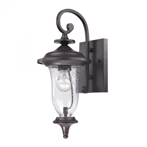 Trinity Coach Lantern In Oil Rubbed Bronze 7x16 8001EW/75