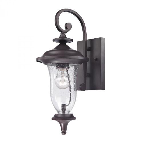 Trinity Coach Lantern In Oil Rubbed Bronze 7x16 8001EW/75