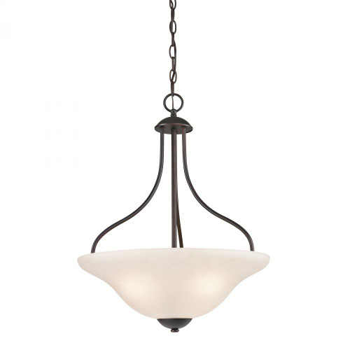 Conway 3 Light Large Pendant In Oil Rubbed Bronze 1253PL/10