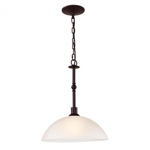 Jackson 1 Light Large Pendant In Oil Rubbed Bronze 1351PL/10