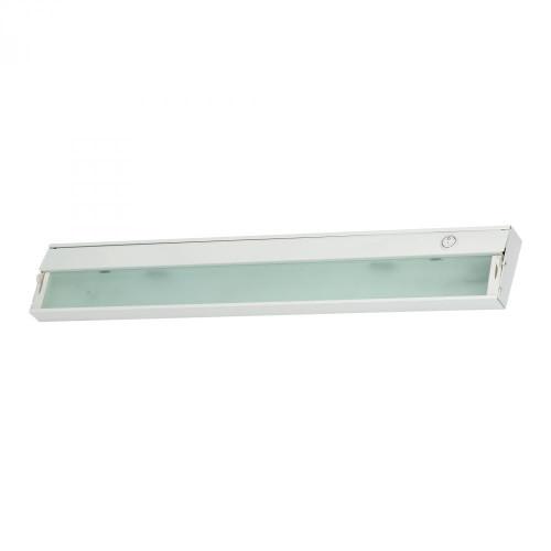 Aurora 3 Light Under Cabinet Light In White 4.75x4.75 A126UC/40