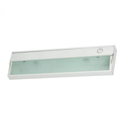 Aurora 1 Light Under Cabinet Light In White 4.75x4.75 A109UC/40
