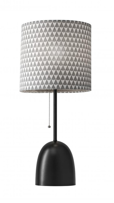 Lola Table Lamp in Black 1500-01