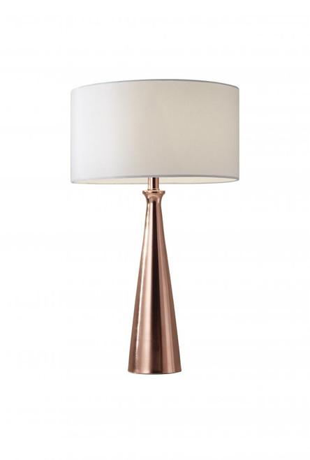 Linda Table Lamp in Copper 1517-20