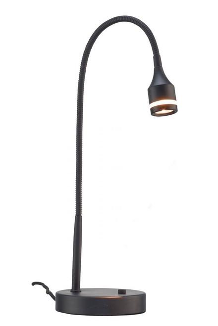 Prospect LED Desk Lamp in Black 3218-01