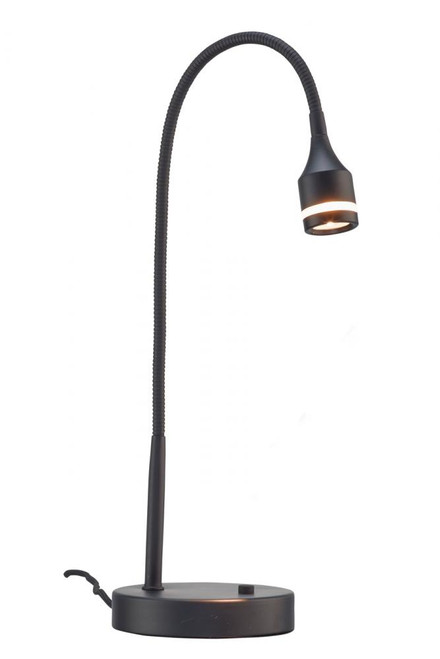 Prospect LED Desk Lamp in Black 3218-01
