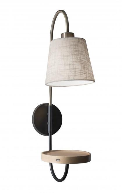 Jeffrey Wall Lamp 3406-21