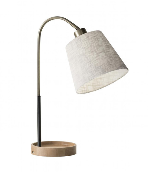 Jeffrey Table Lamp 3407-21
